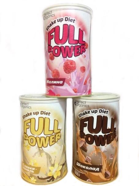 Shake Up Diet Full Power