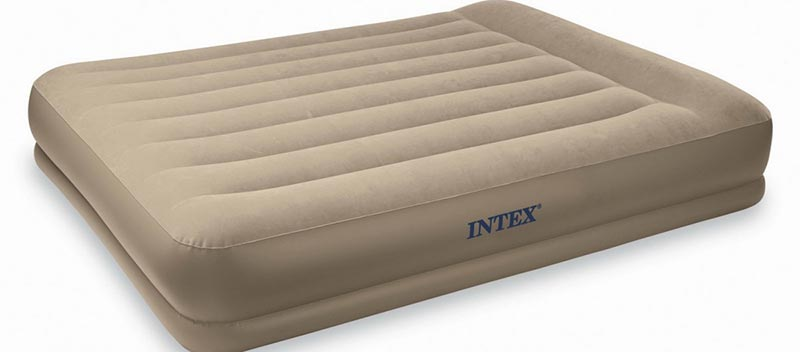 INTEX PILLOW REST MID-RISE BED (TWIN)