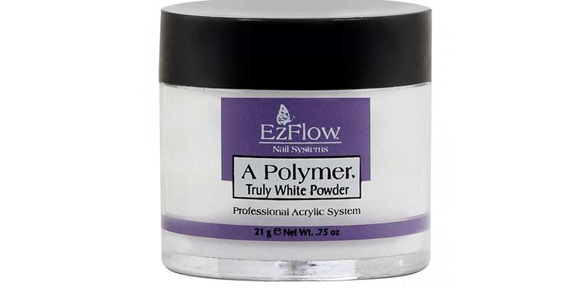 EzFlow A-Polymer White Acrylic Powd