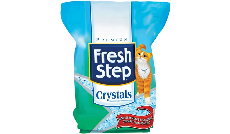 Fresh-Step-Crystals