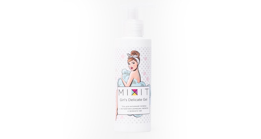Mixit-Girl`s-Delicate-Gel