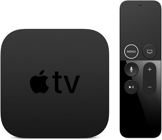Apple TV 4K 64GB Smart TV