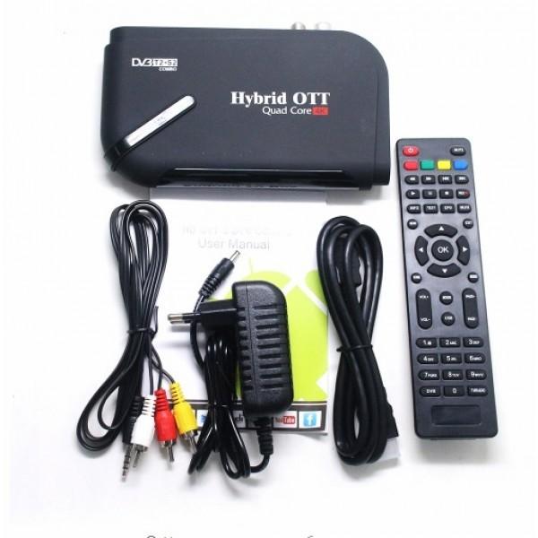 Hybrid OTT Amlogic S805