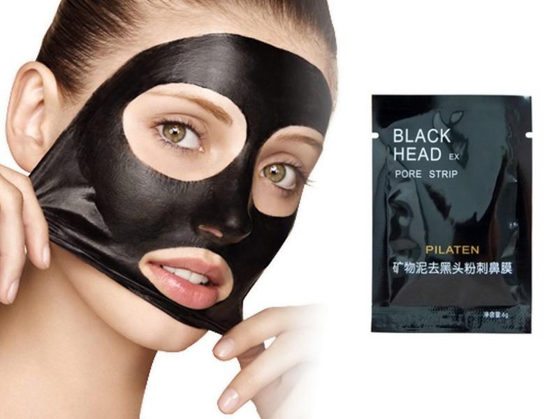 Маска-пленка Black Mask