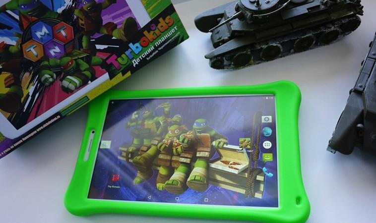 Рейтинг ТОП 7 лучших детских планшетов