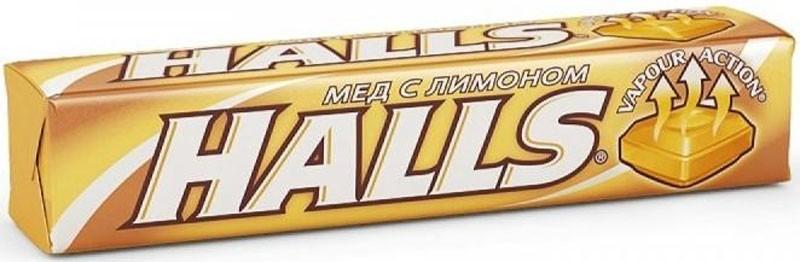 Холлс-мед-лимон