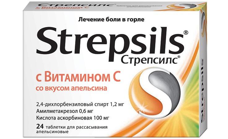 Стрепсилс-с-витамином-C,-апельсин