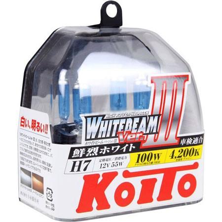 Koito-H7-WhiteBeam-III