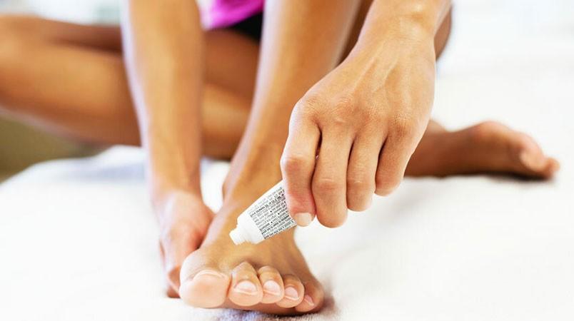 Немецкое средство от грибка ногтей на ногах