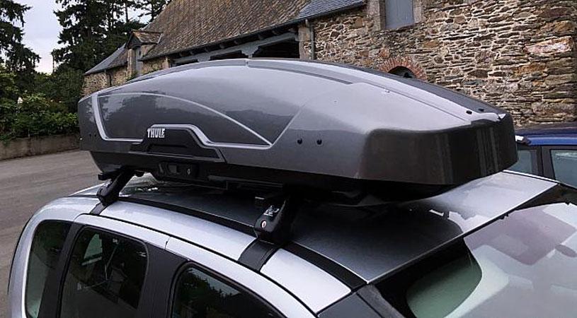 крепления для перевозки на крыше авто
