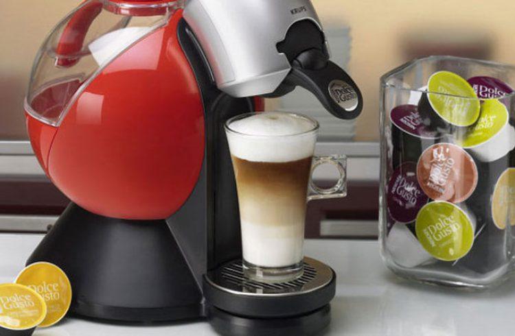 кофе в капсулах для кофемашины