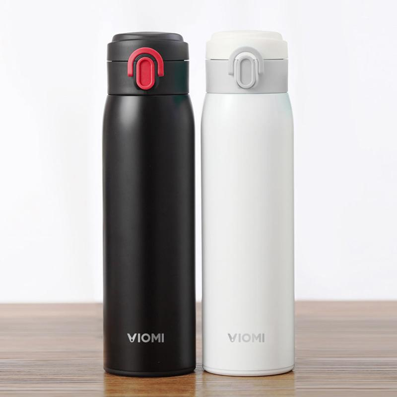 Xiaomi Viomi Stainless Vacuum Cup фото