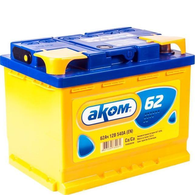 Akom Standard 6CT-62R фото