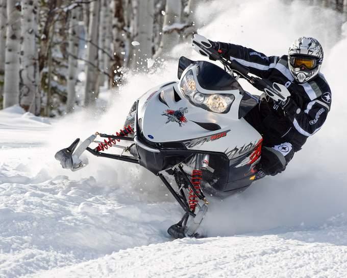 Выбираем лучший снегоход
