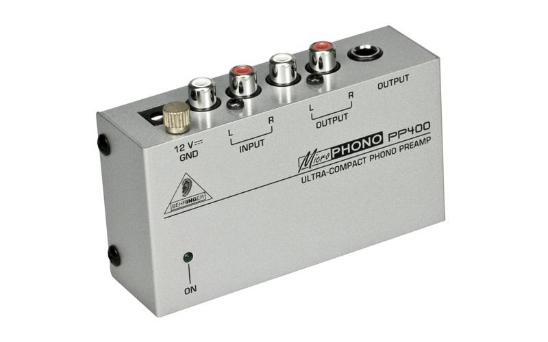 BEHRINGER MICROPHONO PP400 фото
