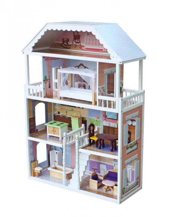 """Lanaland кукольный домик """"Николь"""" W06A218 фото"""