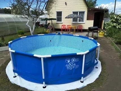 Обзор лучших каркасных бассейнов