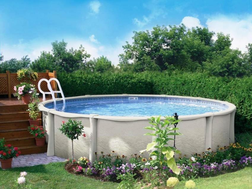Как выбрать лучший каркасный бассейн