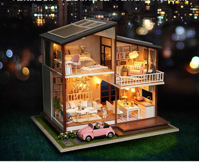 Лучшие кукольные домики