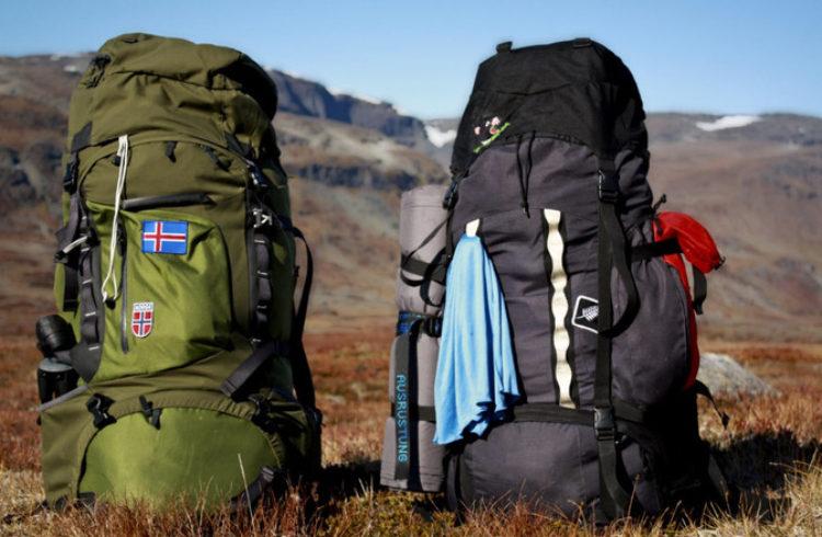 Обзор лучших туристических рюкзаков