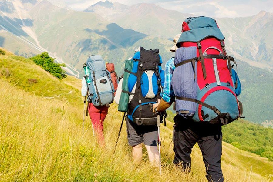 Как выбрать лучший туристический рюкзак