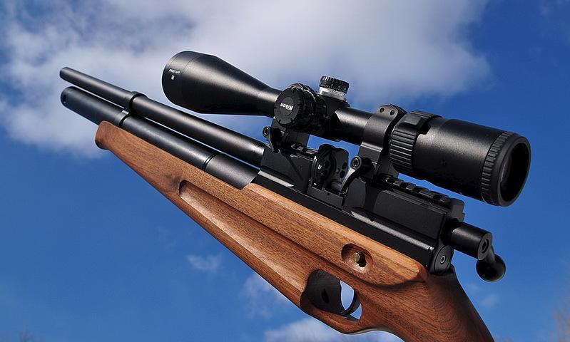 Обзор лучших пневматических винтовок