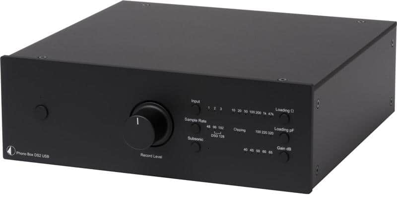 Pro-Ject Phono Box DS2 USB фото