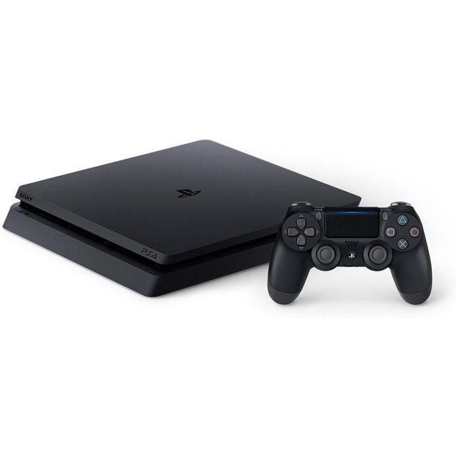 Sony PlayStation 4 500 ГБ фото