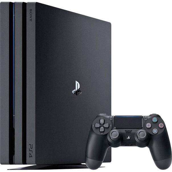Sony PlayStation 4 Pro фото