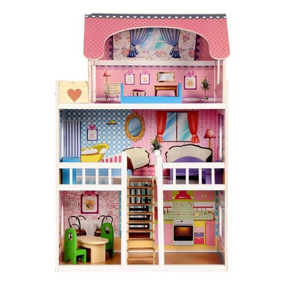 SunnyWoods кукольный домик Варя фото