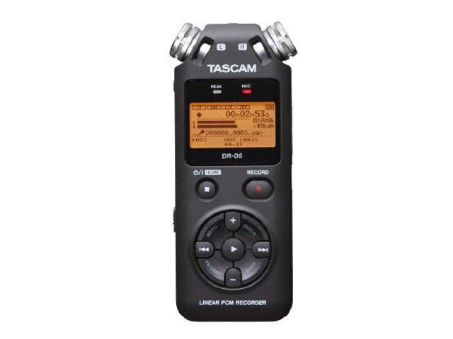 Tascam DR-05 фото