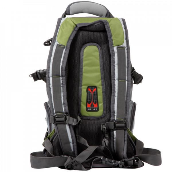 WENGER Narrow Hiking Pack 22 green/grey фото