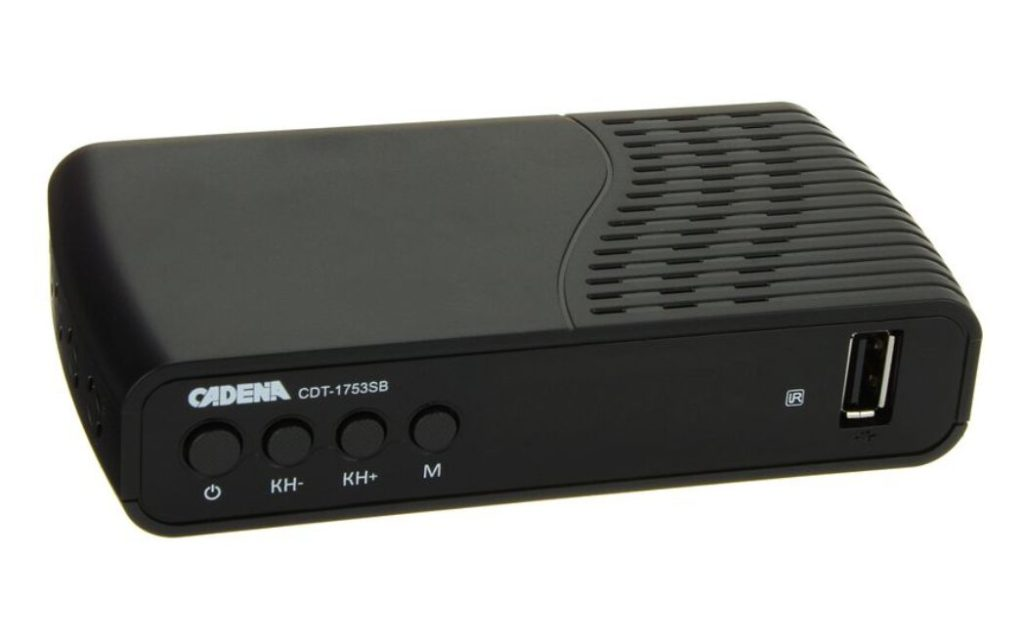 Cadena CDT-1753SB фото