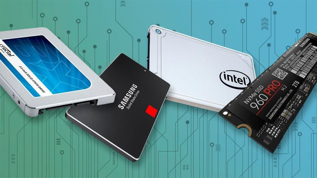 Как выбрать лучший SSD-накопитель