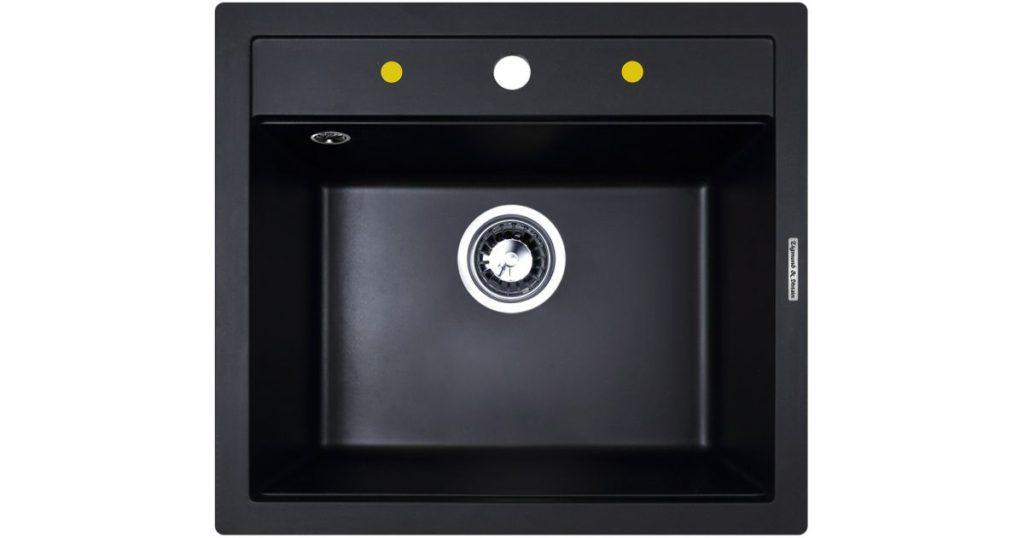 Zigmund & Shtain PLATZ 560 56х50.5см искусственный гранит фото