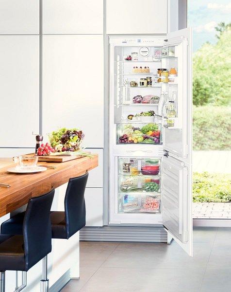 Как выбрать лучший встраиваемый холодильник