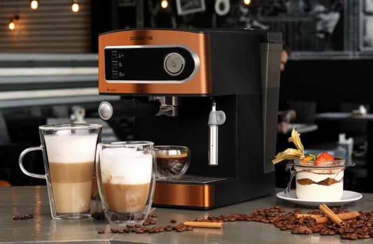 Обзор лучших кофемашин