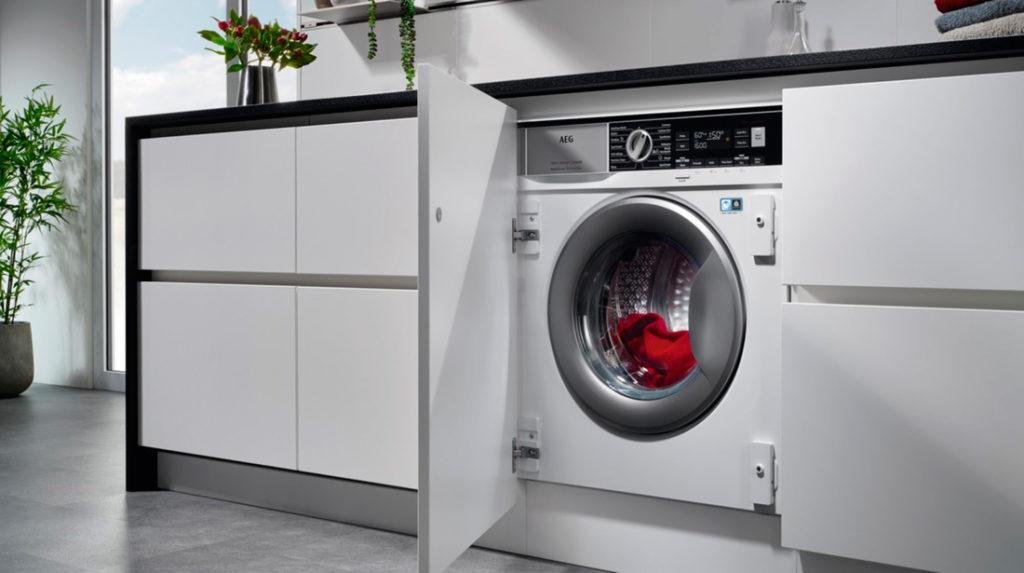 Как выбрать лучшую встраиваемую стиральную машину