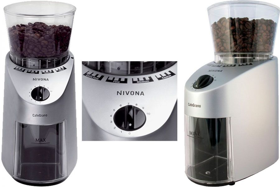 Nivona NICG 130 CafeGrano фото