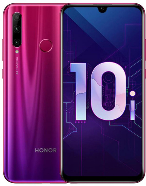 HONOR 10i 4/128GB фото