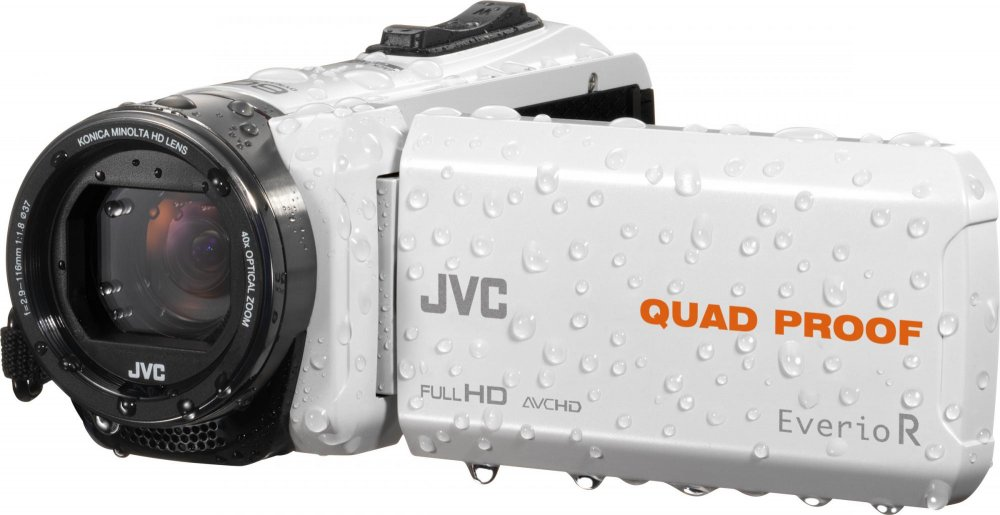 JVC Everio GZ-R435 фото