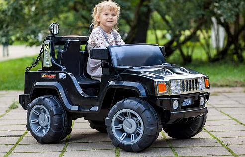 Обзор лучших детских электромобилей