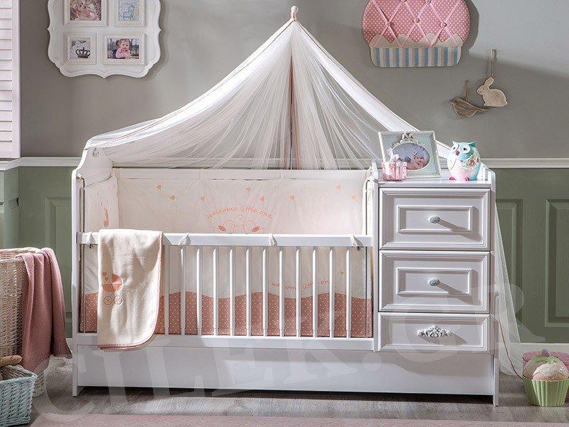 Как выбрать лучшую детскую кроватку