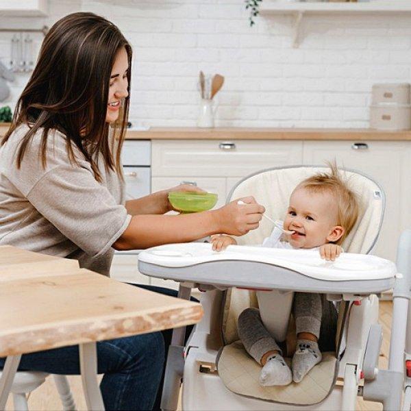 Как выбрать лучший стульчик для кормления