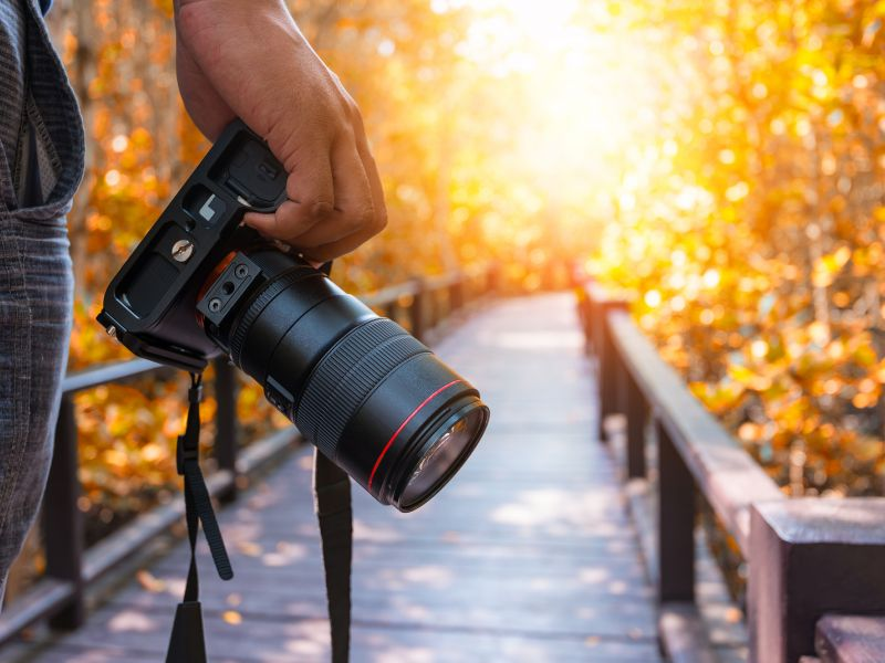 Как выбрать лучшую видеокамеру