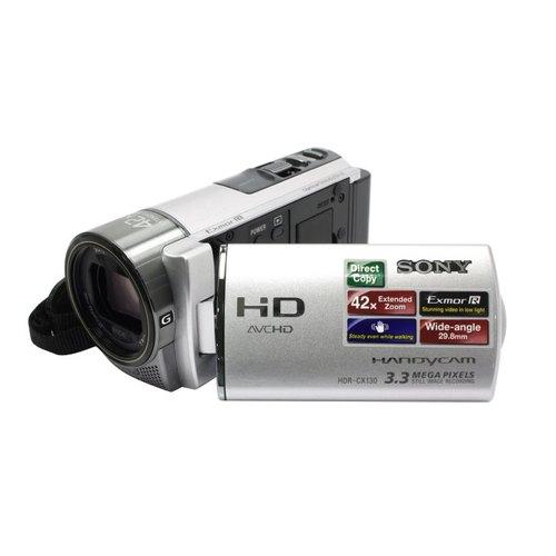 Sony HDR-CX130E фото