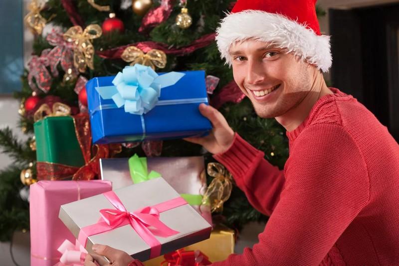 идея новогоднего подарка для мужчины от чистого сердца