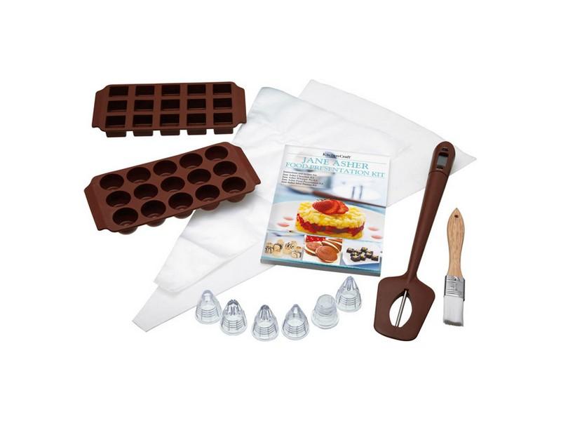 Набор для изготовления шоколада - полезный подарок